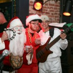 Ugly Christmas Sweater band KC