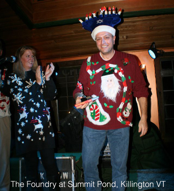 Rock Your Ugly Christmas Sweater   Official Ugly Christmas