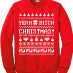 Breaking Bad ugly Christmas sweatshirt