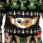 gremlin ugly christmas sweater