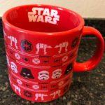 Star Wars ugly Christmas sweater mug