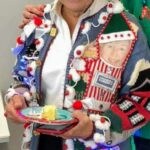 real estate ugly Christmas sweater
