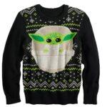 baby yoda ugly christmas sweater
